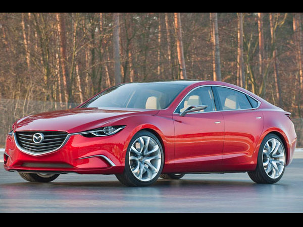 The Mada 6 Takeri Concept 2013 mazda6 01