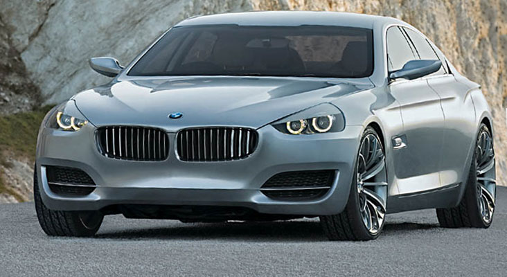 Beautiful BMW Car 2010 Model