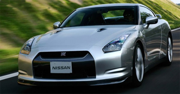 2010 NISSAN GT-R Wallpaper