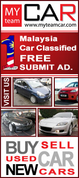 Malaysia Car portal and car classified, Free Submit Car advertisement, New car, used car, car for rent, everything about car, Motor Sports, Find a car of your dream, new car, used car, rent car, car accessories, car forum, car news, car reviews, car model reviews, motorsport news