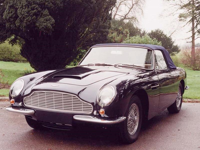 Aston Martin DB6 Volante 1966 - Malaysia Car Classified, Automotive Portal
