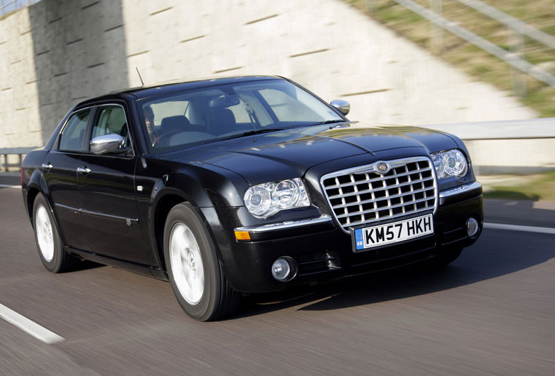 Malaysia Team Car, Chrysler 300c, Volvo S40 Car Review 2008