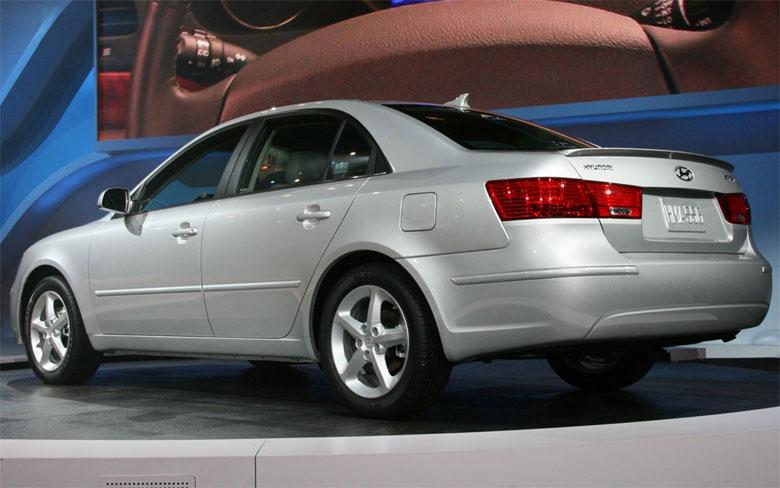 قیمت هیوندا سوناتا مدل ۲۰۰۷
