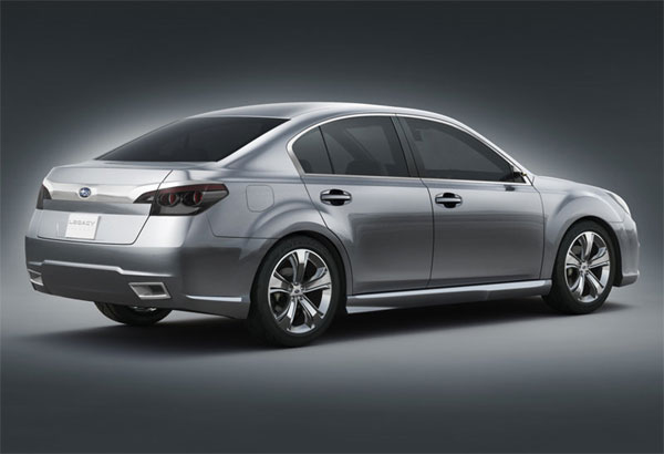 Malaysia Subaru Car - Subaru Legacy Concept, Malaysia Car Portal , free submit advertisements, car forum, news car, used car